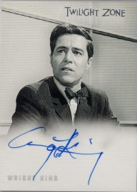 Twilight Zone: Wright King [Autograph]