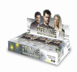 Fringe Season 1 & 2 [BOX]