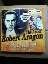 The Art of Robert Aragon Convention 10 Pack