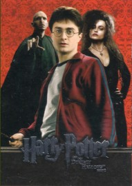 Harry Potter: Deathly Hallows [Base-Card Set with Clear Cards Chase]