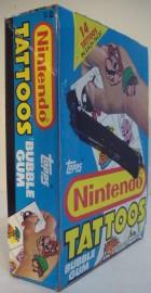 Nintendo Tattoos [BOX]