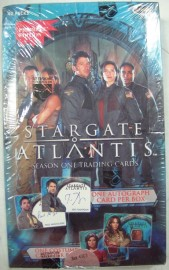 Stargate Atlantis S1 [BOX]