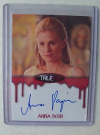 True Blood: Anna Paquin [Auto]