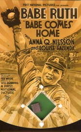 Movie Posters: Brick From Yankee Stadium [Prop Card]